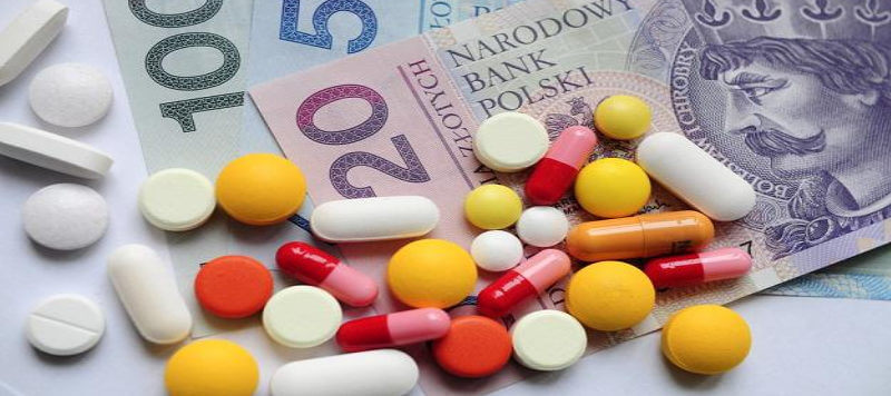 Pharmaceutical market in Poland in 2013