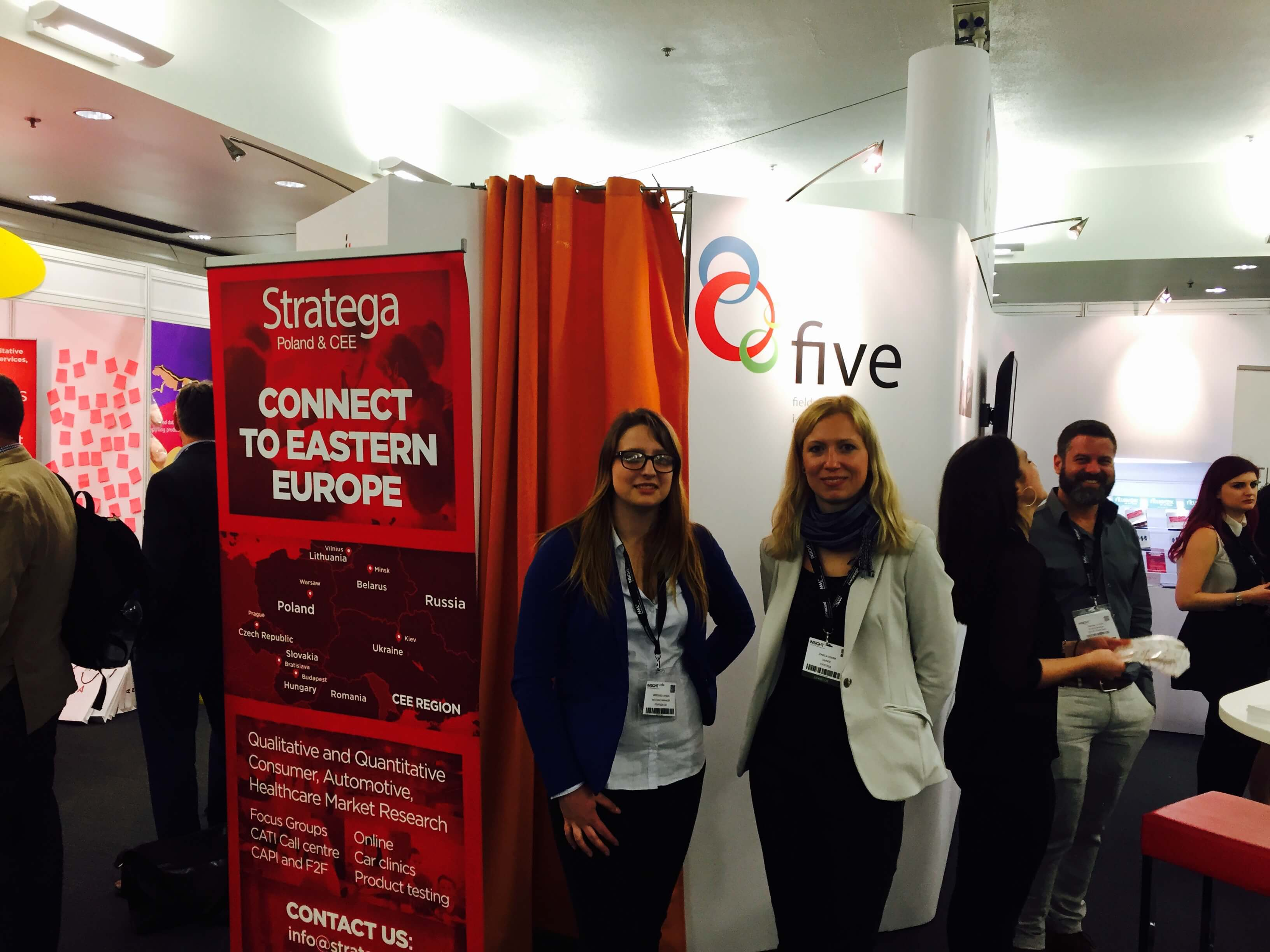 Insight Show 2015 in London