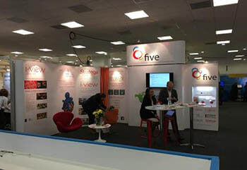 Stratega Poland exhibiting at the Insight show 2016 in London